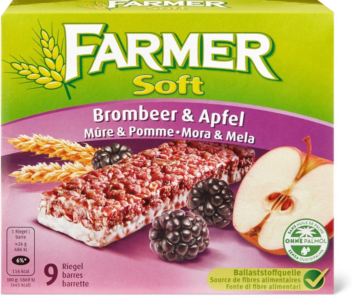 Farmer Soft Brombeer Apfel