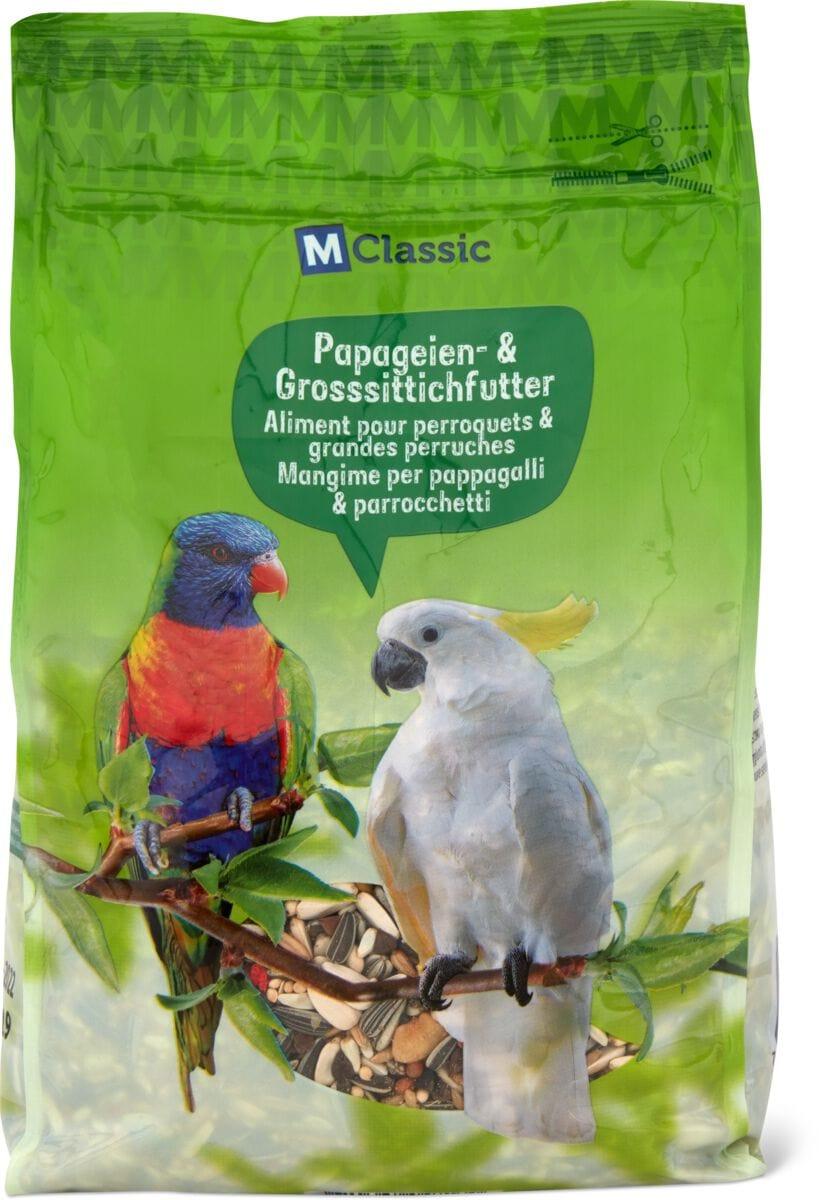 Grosssittich & Papageien