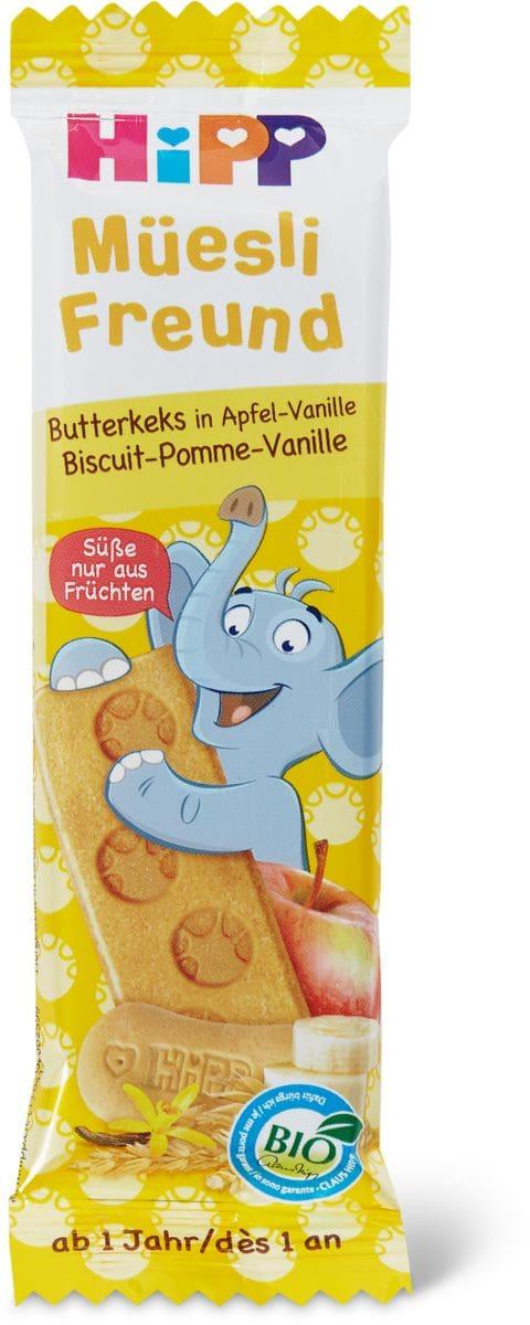 Hipp Müesli Freund Butterkeks Vanille