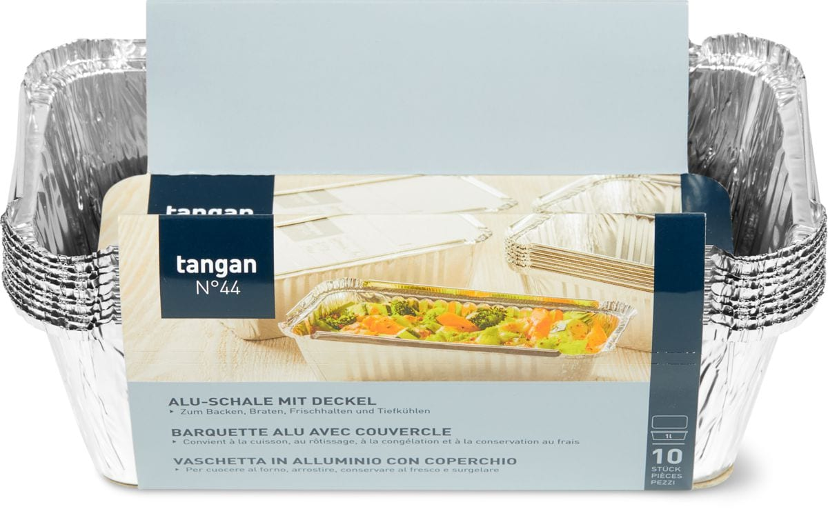Tangan N°44 Boîtes Multi-usage 1l