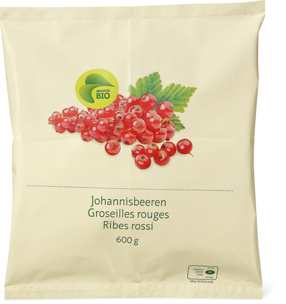 Bio Ribes rosso