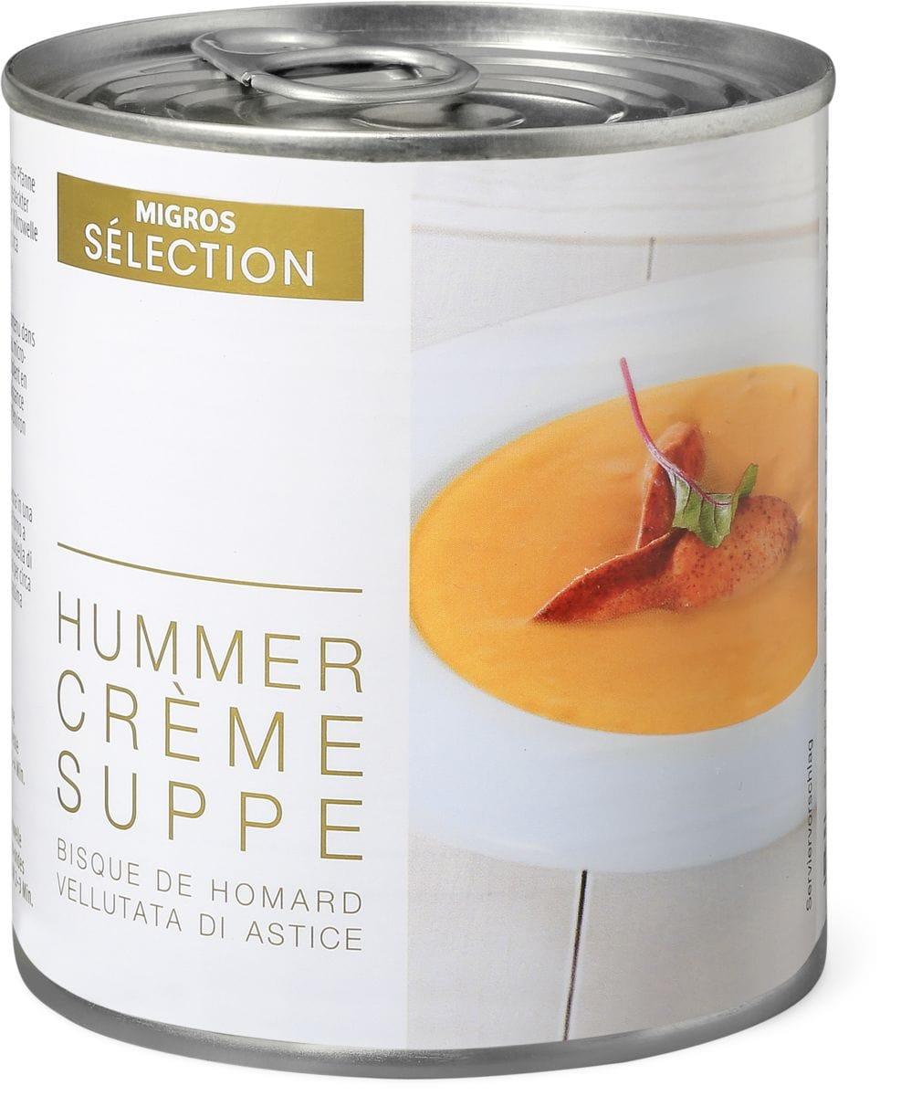 Sélection Crème de homard