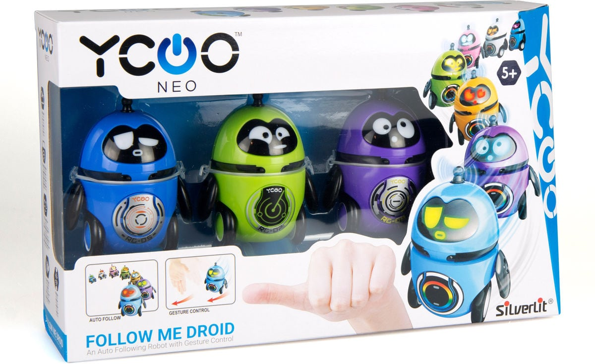 Follow Me Droid Triple Pack