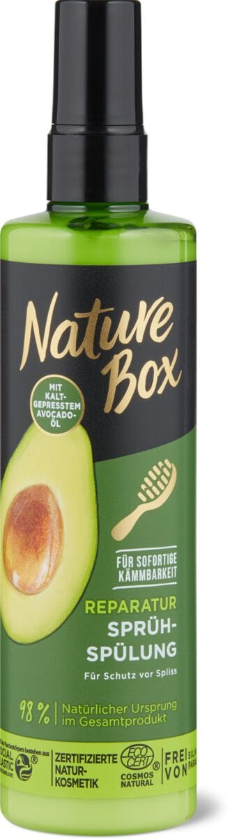 Nature Box Avocado Sprüh-Spülung