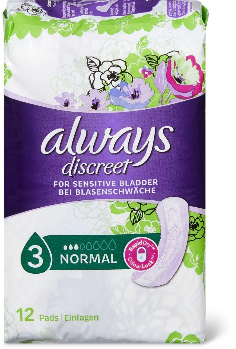Always Discreet Ins. prott.Igienici norm.