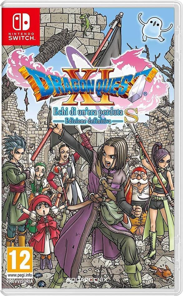 Nintendo NSW - Dragon Quest XI S: Echi di un'era perduta Edizione definitiva Box