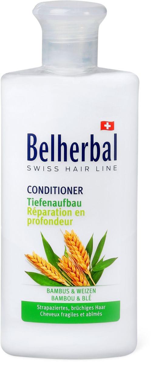 Belherbal après-shampooing réparation