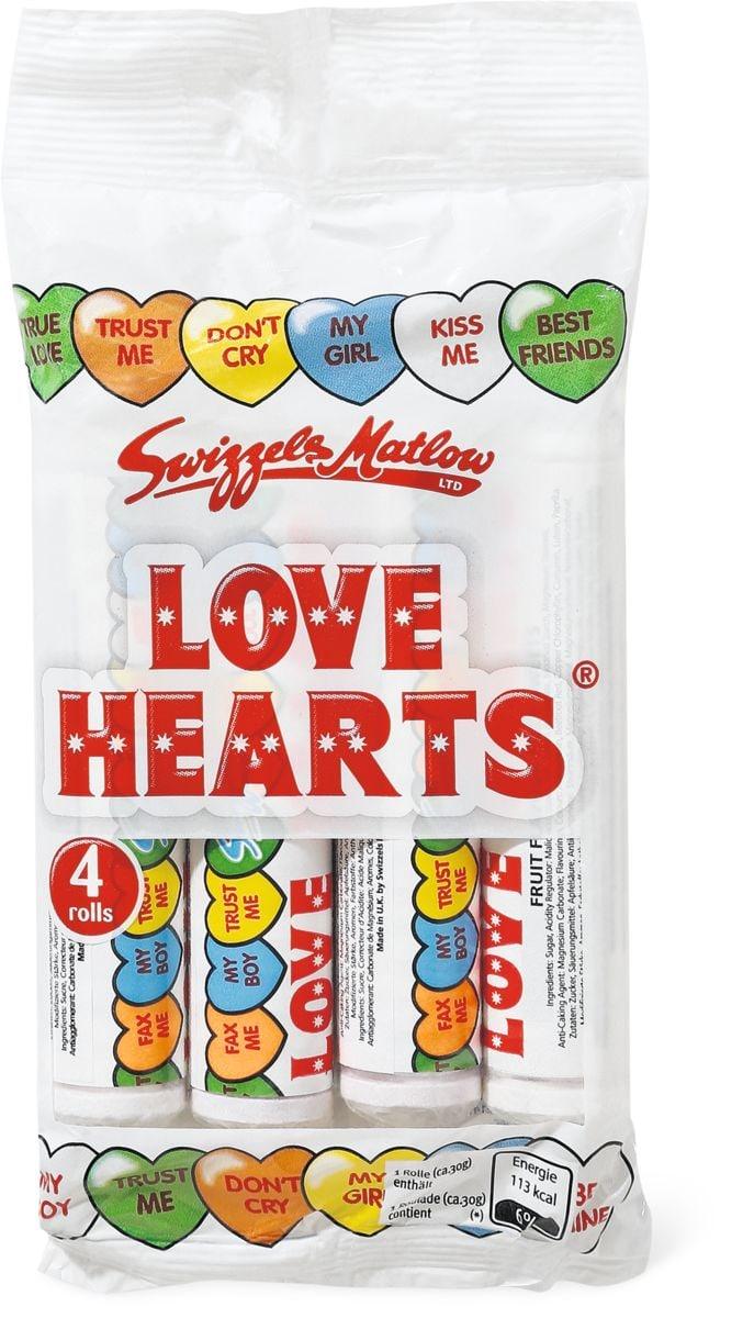 Swizzels Love Hearts