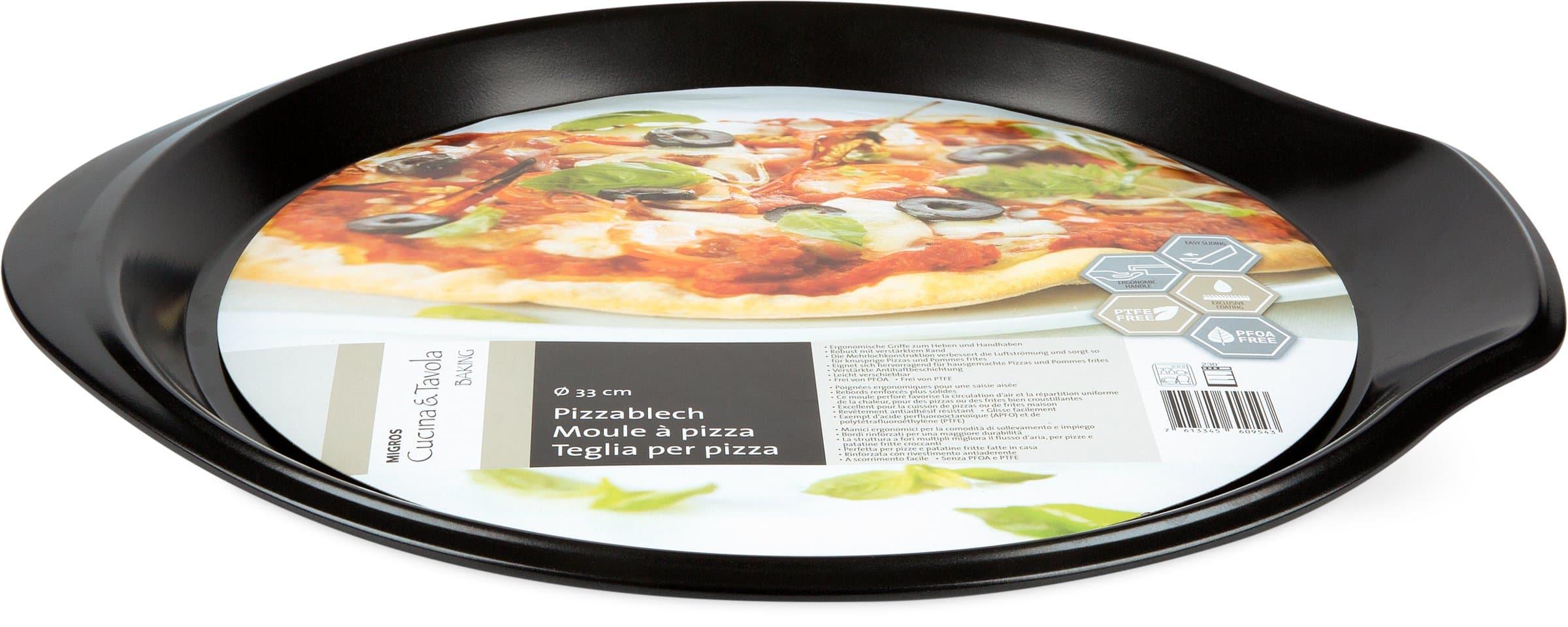 Cucina & Tavola CUCINA & TAVOLA Teglia per pizza