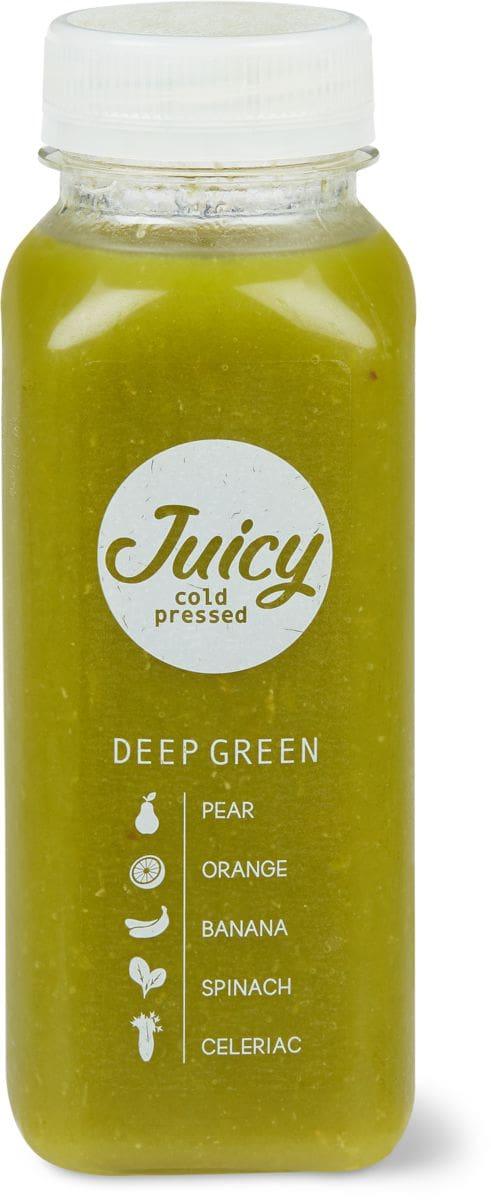 Juicy orange poire épinard