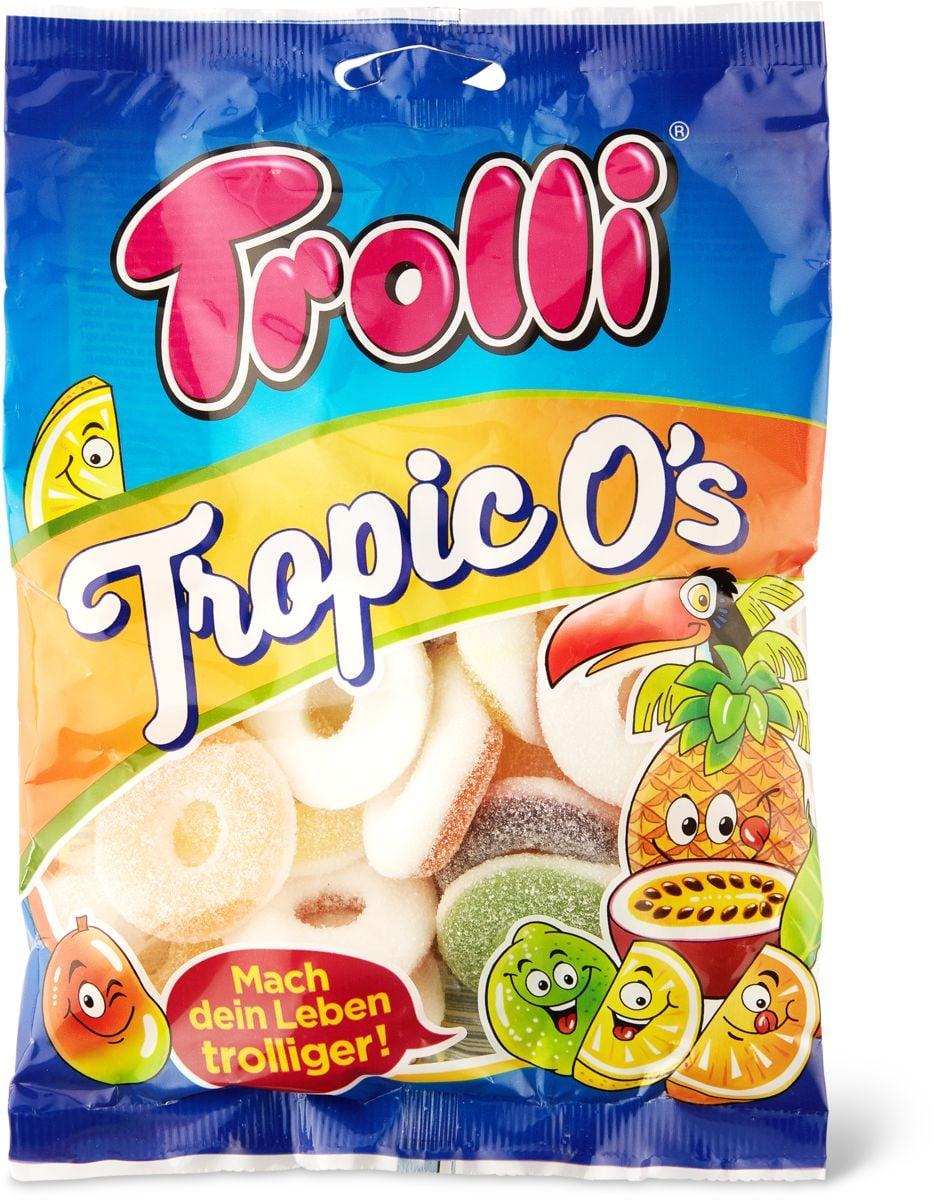 Trolli Tropic o's
