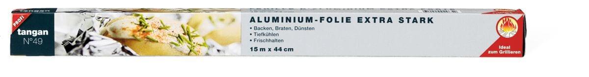 Tangan N°49 Feuille d'aluminium