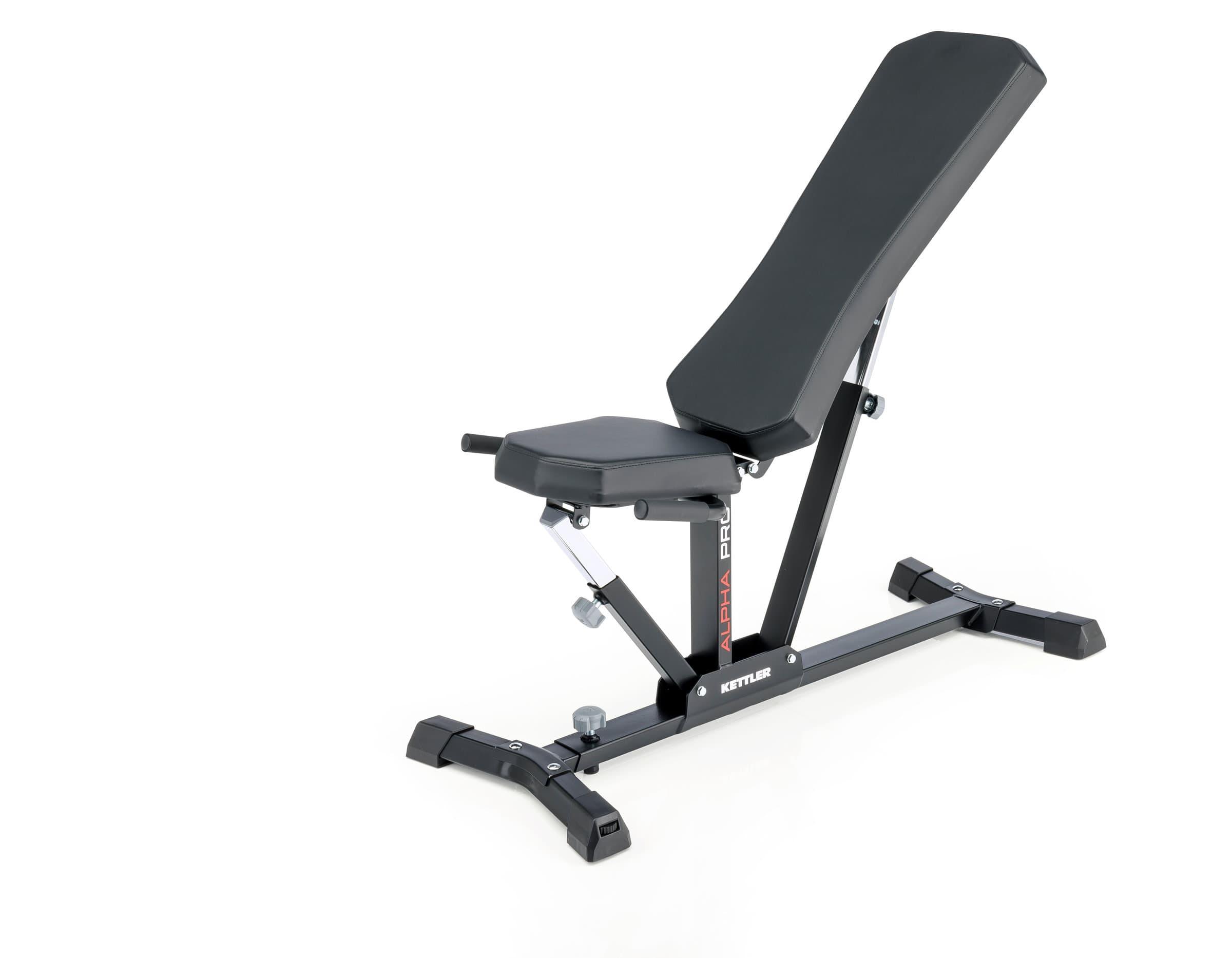 Kettler Alpha Pro Banc De Musculation Multifonction Migros