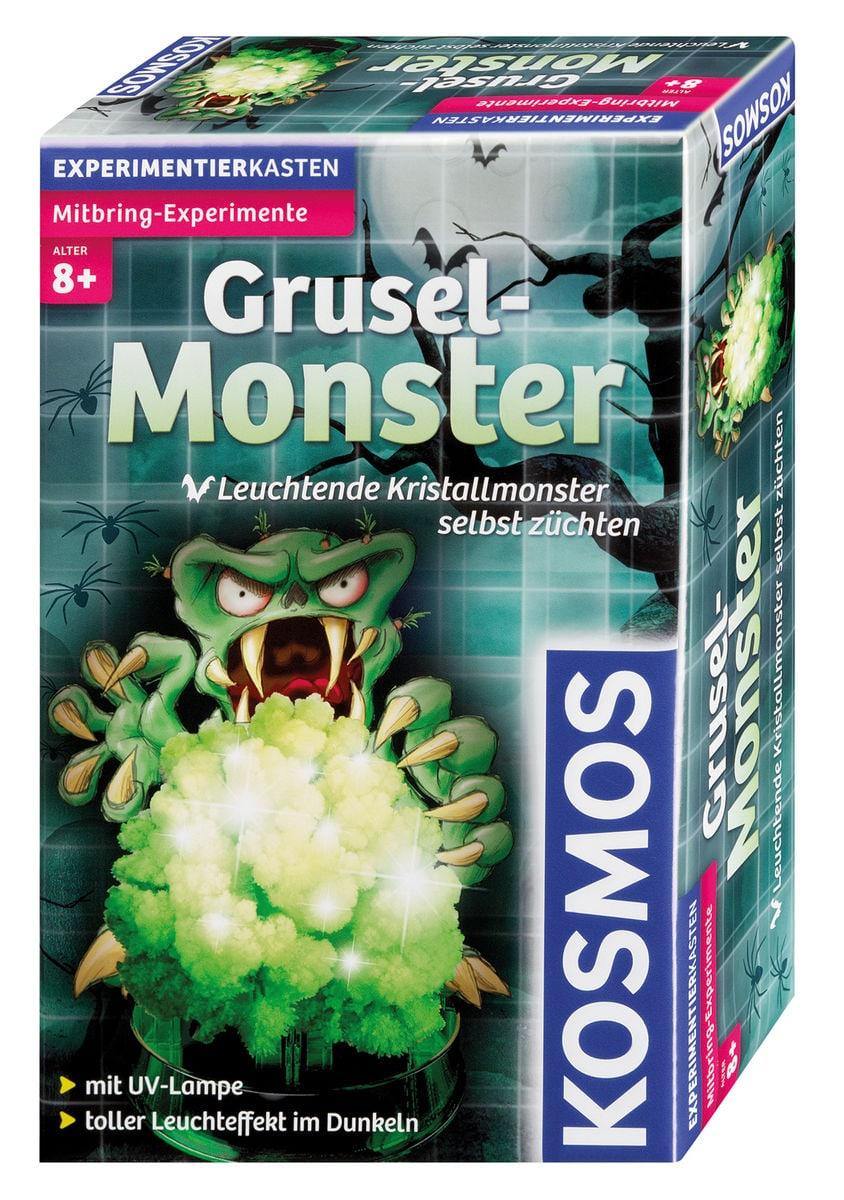 KOSMOS Grusel-Monster - Leuchtende Kristallmonster selber züchten (D)