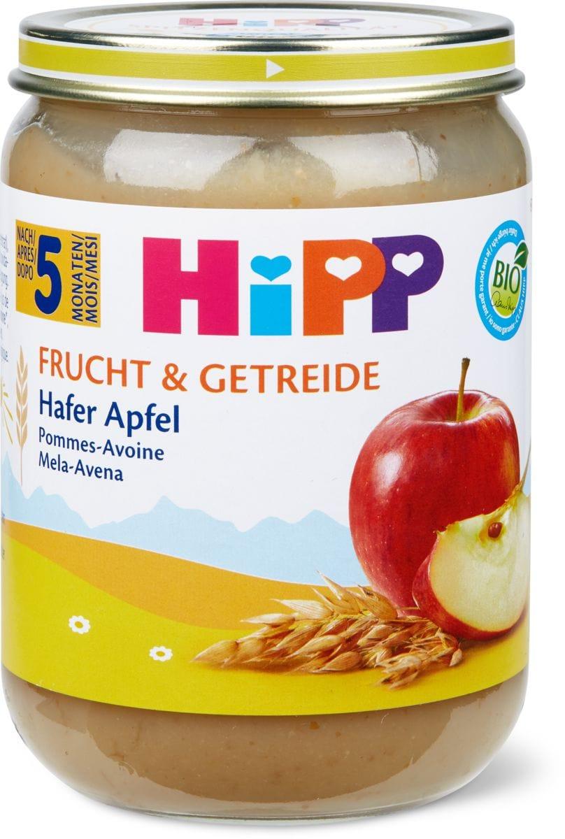 Bio HiPP Pommes-céréales