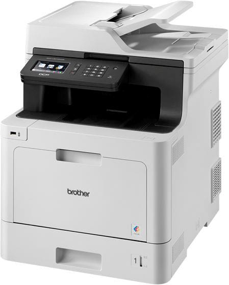 Brother DCP-L8410CDW Farblaser Multifunktionsdrucker