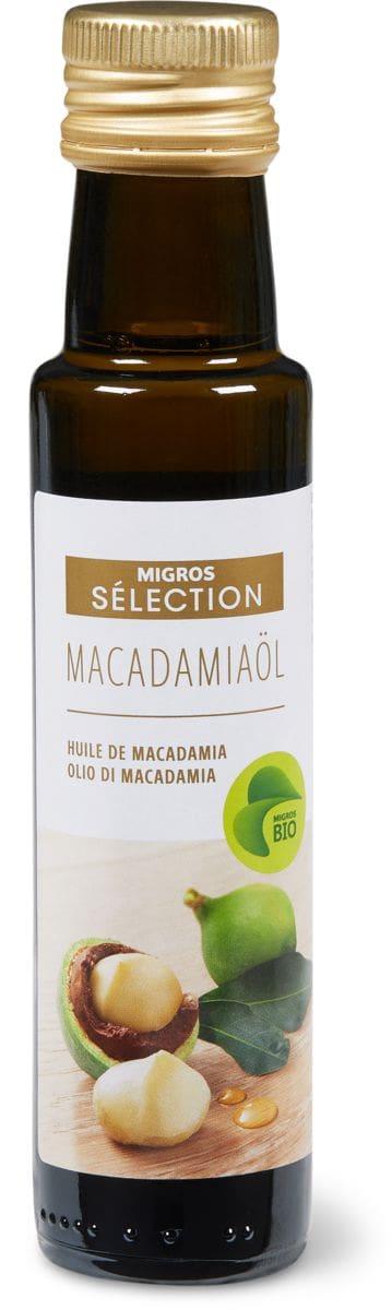 Bio Sélection Huile de macadamia
