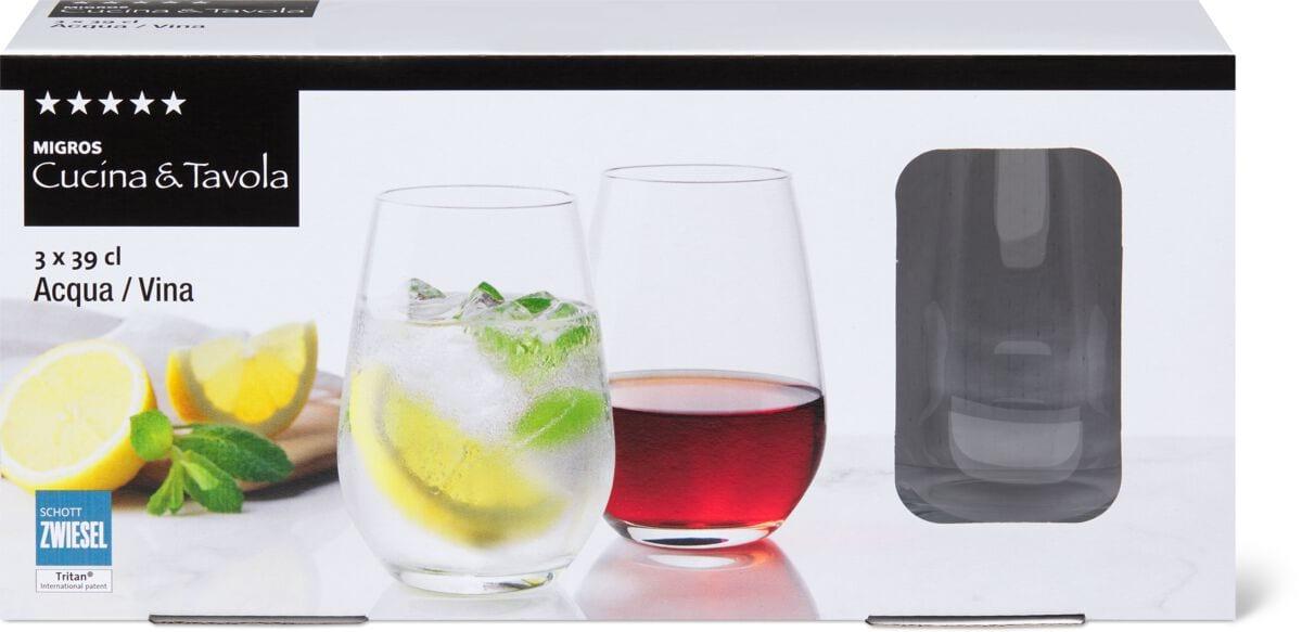 Cucina & Tavola Acqua Vina