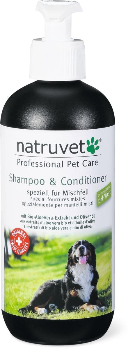 Natruvet Shampoo pour chiens