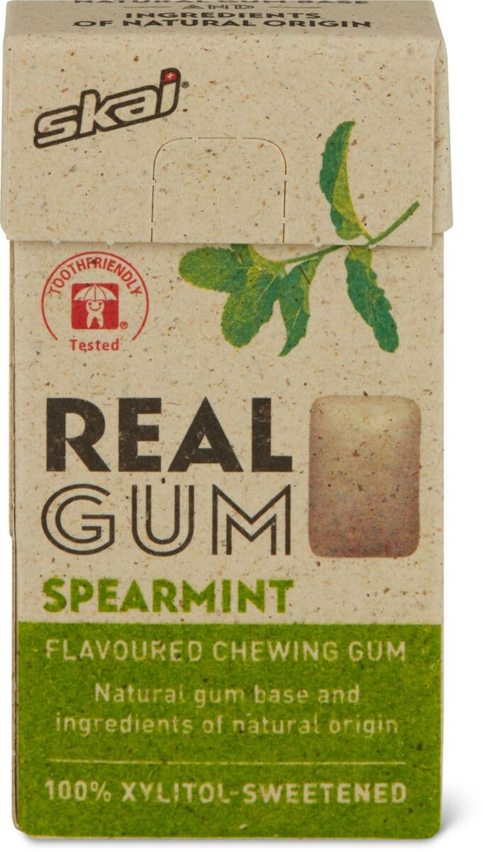 Skai Real Gum Spearmint