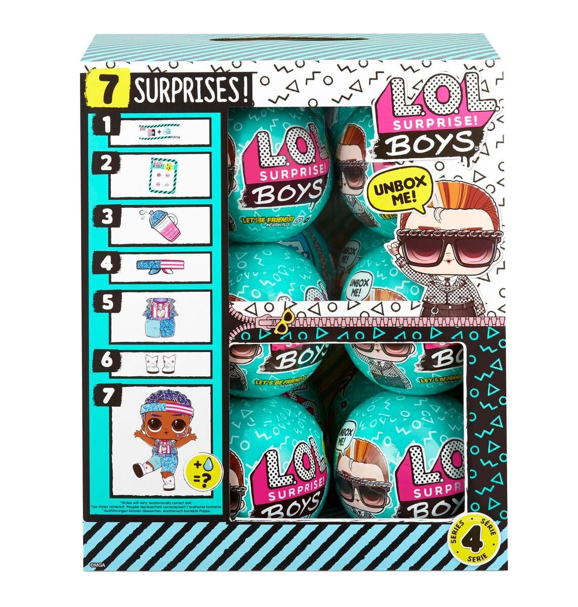 L.O.L. Surprise Boys Bambole