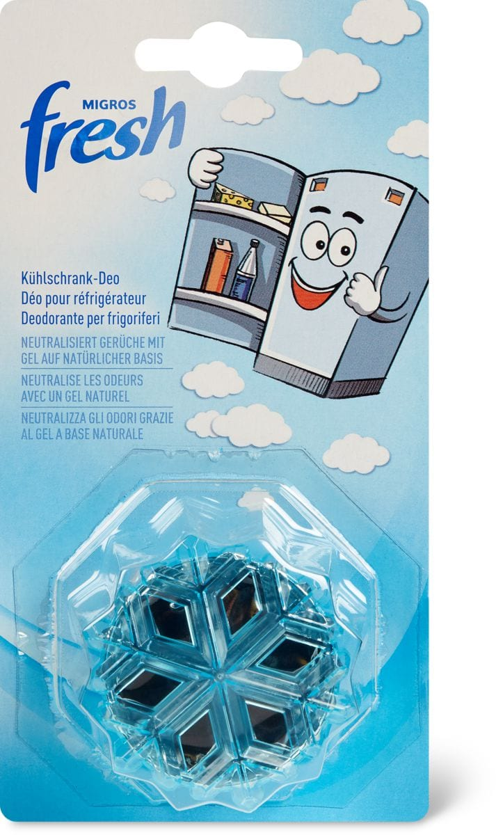 M-Fresh Déo gel pour réfrigérateur
