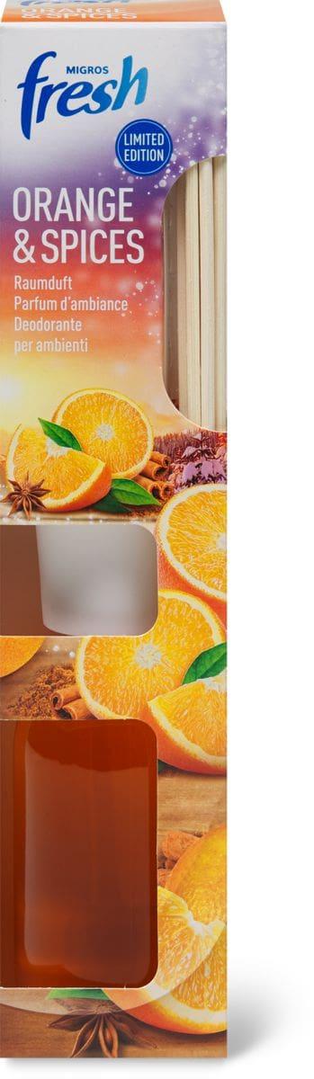 M-Fresh Orange & Spices