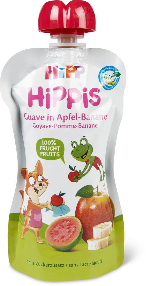 Hipp Quetschbeutel Guave Apfel Banane