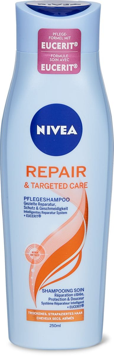 Nivea Shampooing Repair & Targeted Care