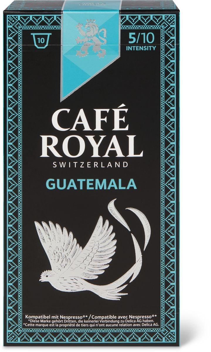 Café Royal Guatemala 10 capsules
