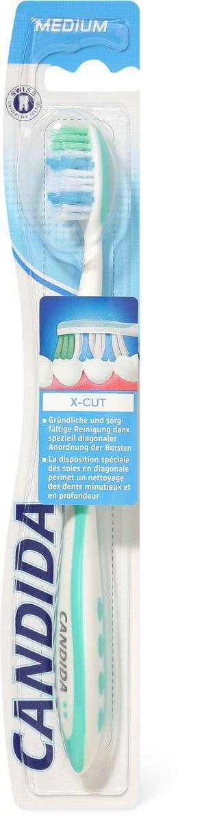 Candida Zahnbürste Multicare X-Cut