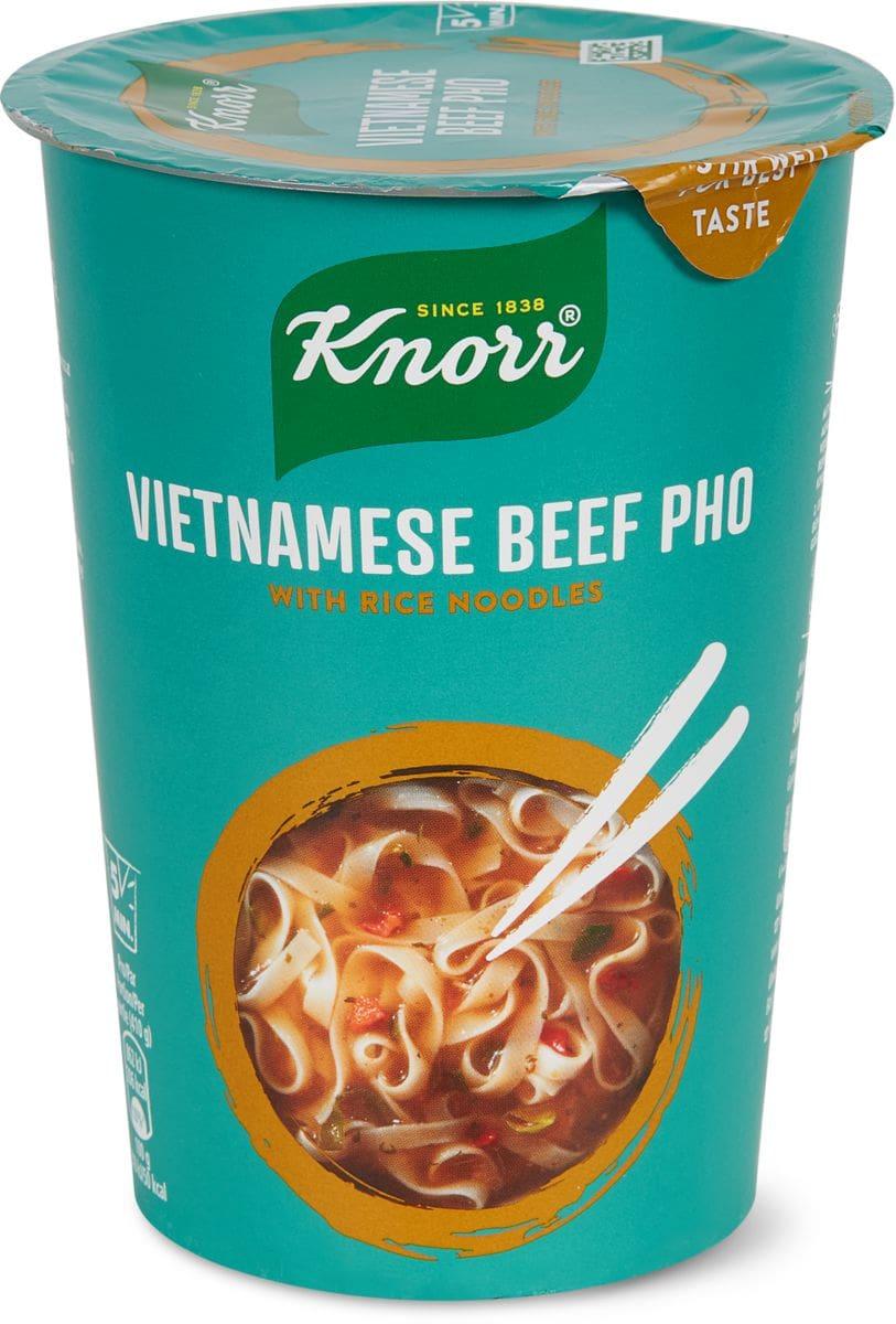 Knorr Vietnamese beef pho