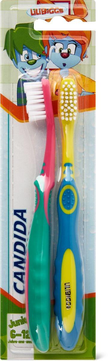 Candida Lilibiggs Junior Zahnbürste