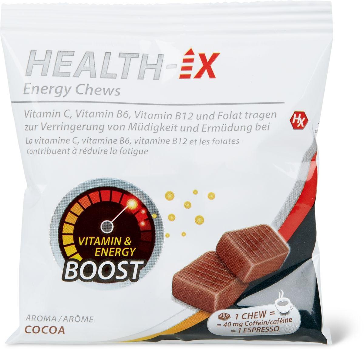 Health-iX Energy Chews