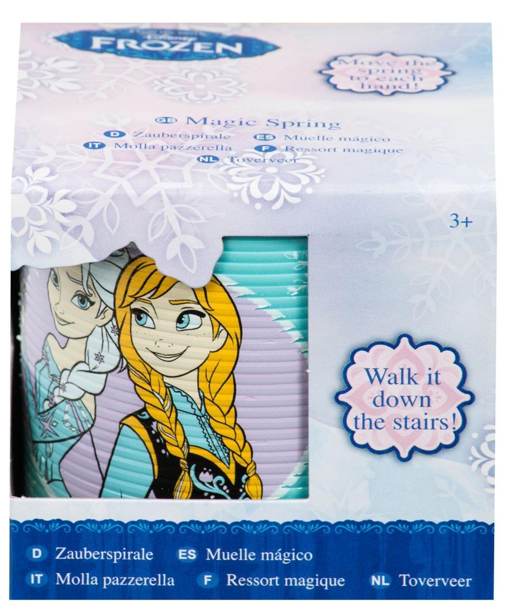 Disney Frozen Zauberspirale Basteln