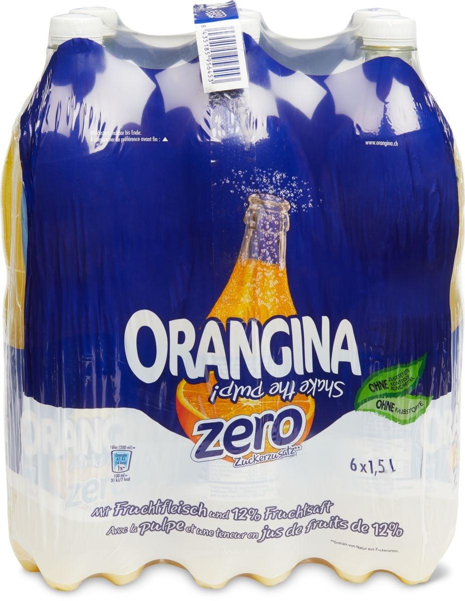 Orangina Zero