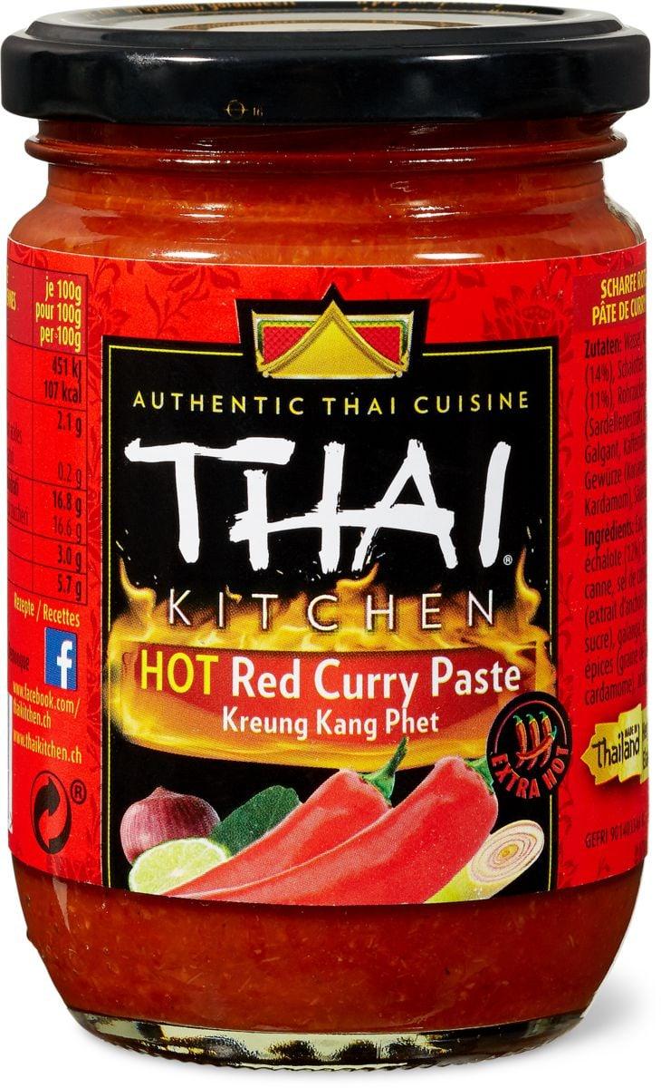 Thai Kitchen Hot red curry paste