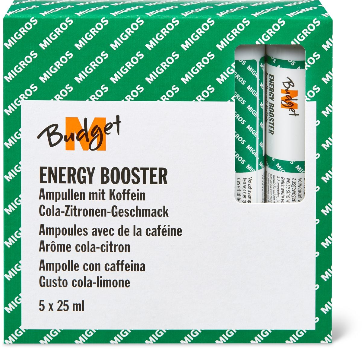 M-Budget Energy Booster