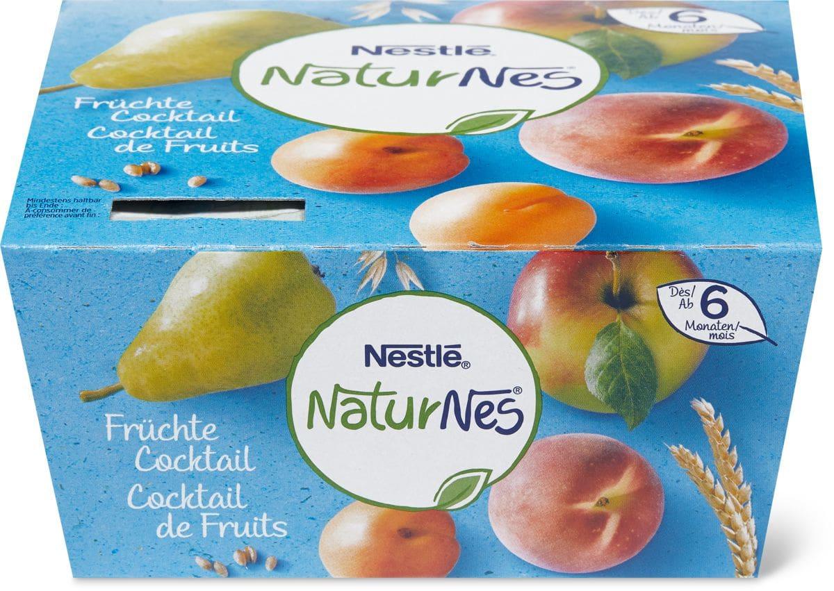 Nestlé Baby Fruit Cocktail de fruits
