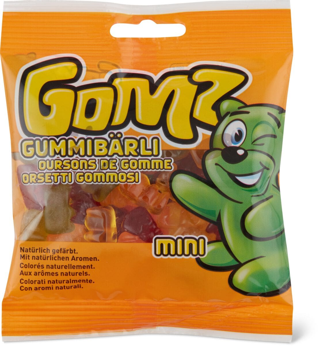 Gomz oursons gomme