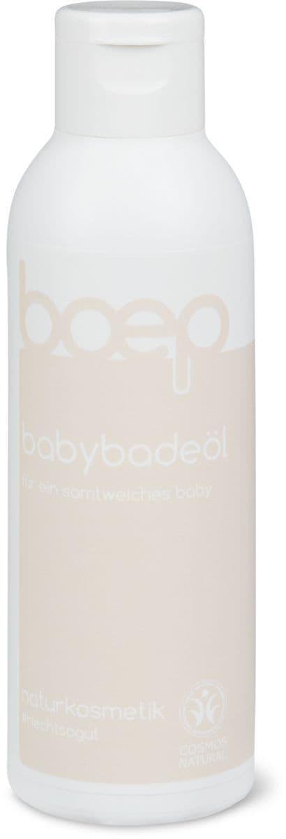 Boep Babybadeöl