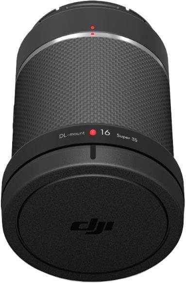 Dji Inspire 2 ZENMUSE X7Part1 DL-S 16mm F2.8 ND ASPH obiettivo
