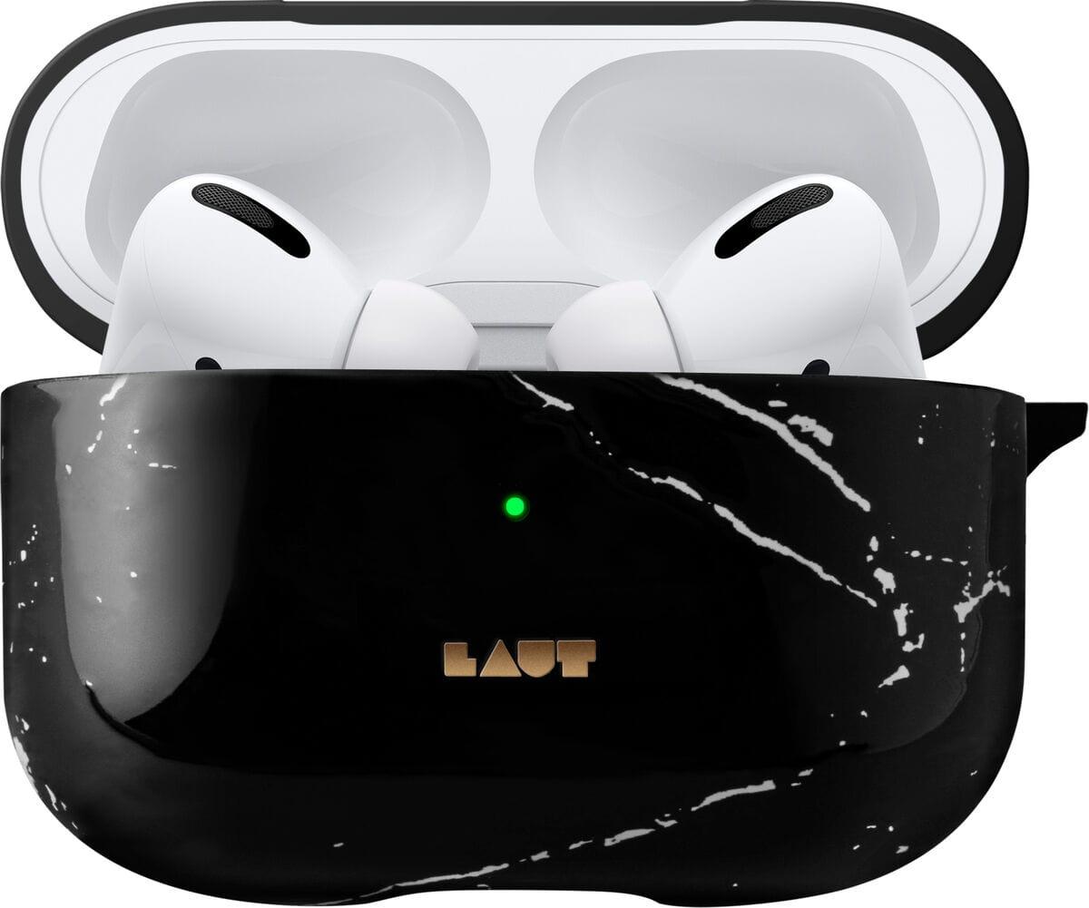 Laut Huex Element for AirPods pro - Marble black Case