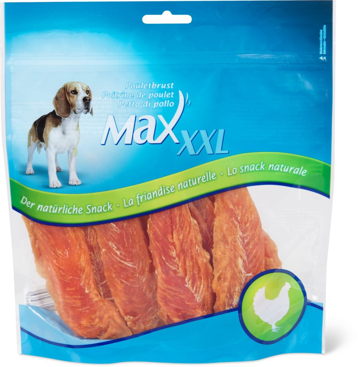 Max snack poitrine de poulet XXL