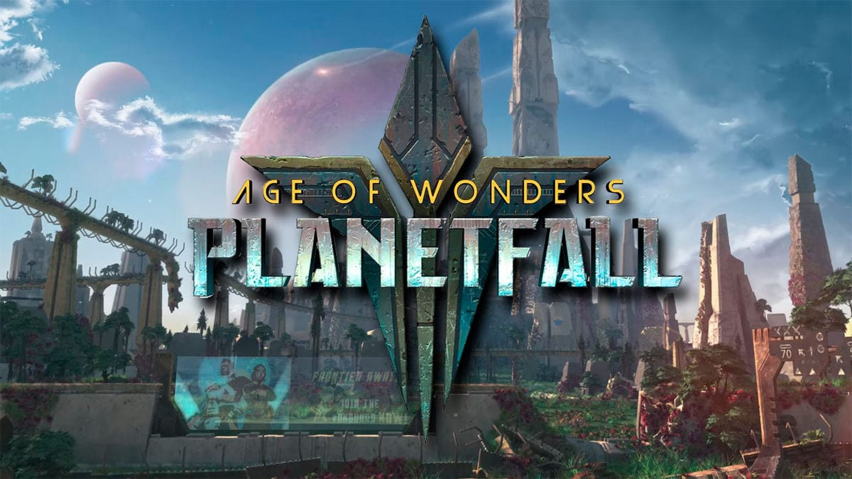 PC - Age of Wonders: Planetfall Download (ESD)