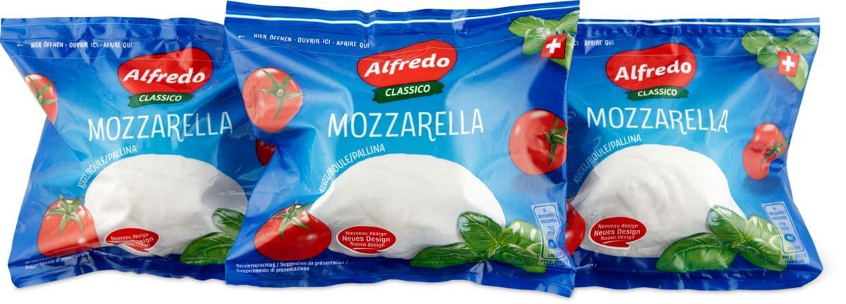 Alfredo Classico Mozzarella Kugeln