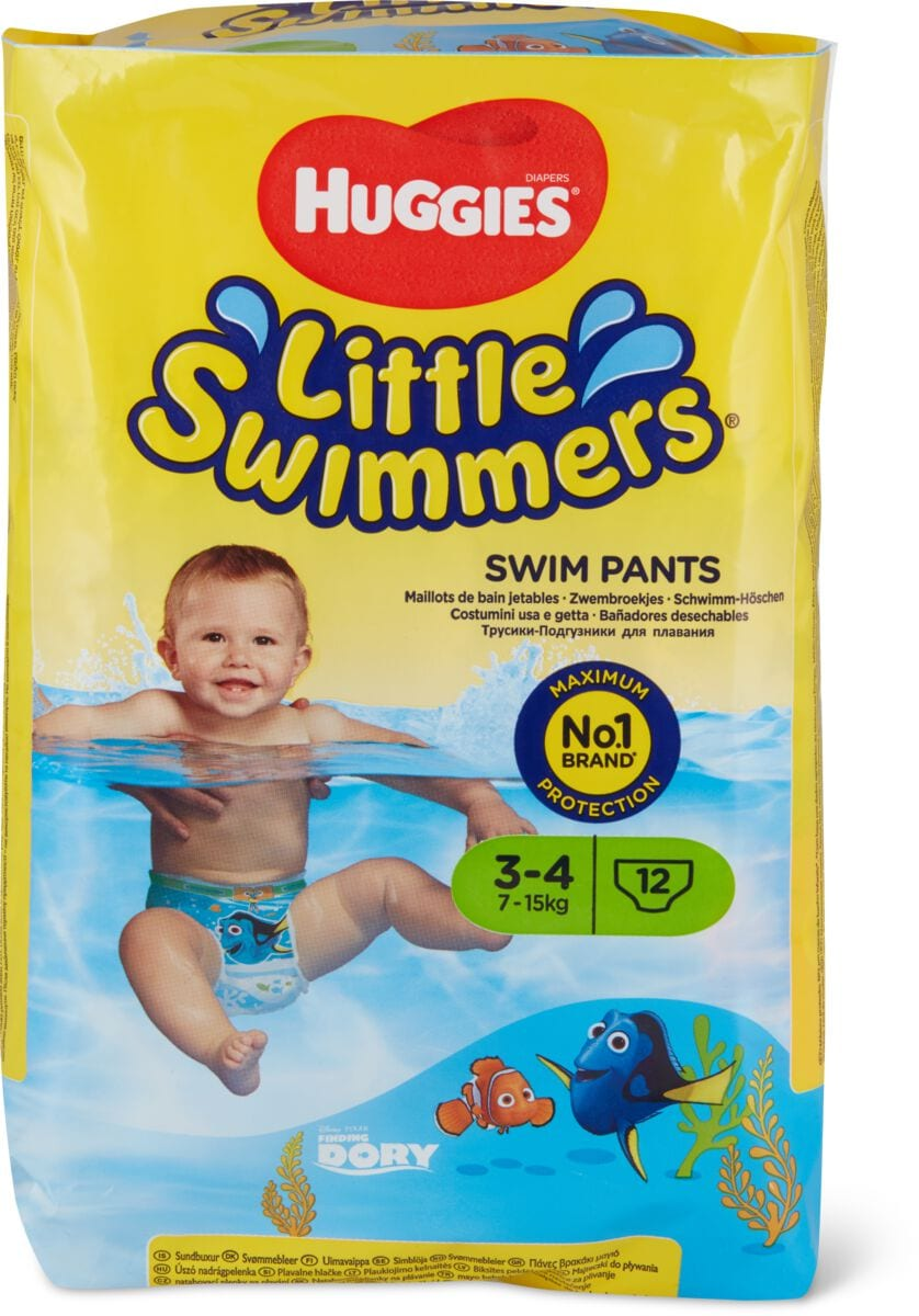 Huggies Little Swimmers Gr. 3-4