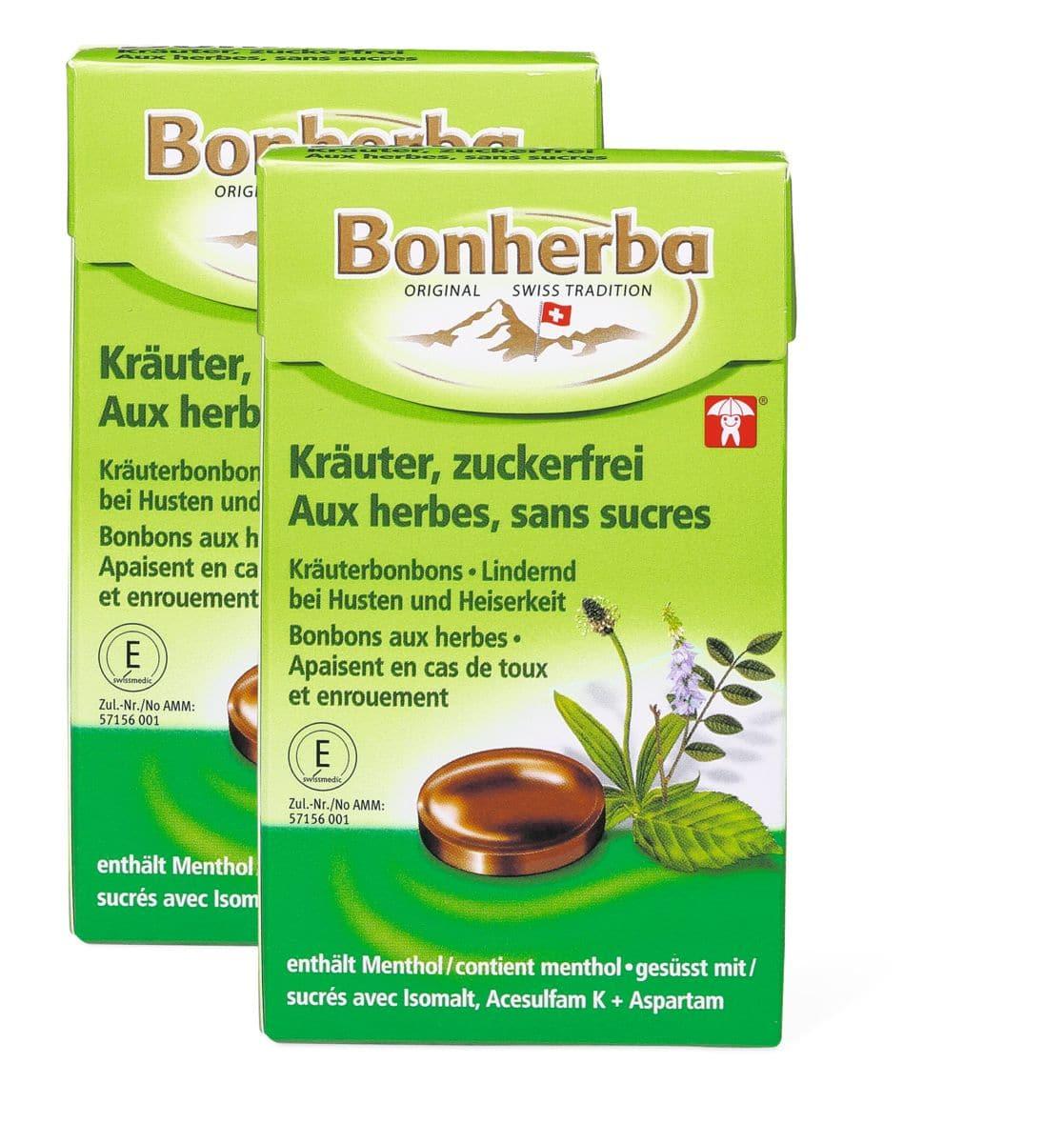 Bonherba Kräuterbonbon