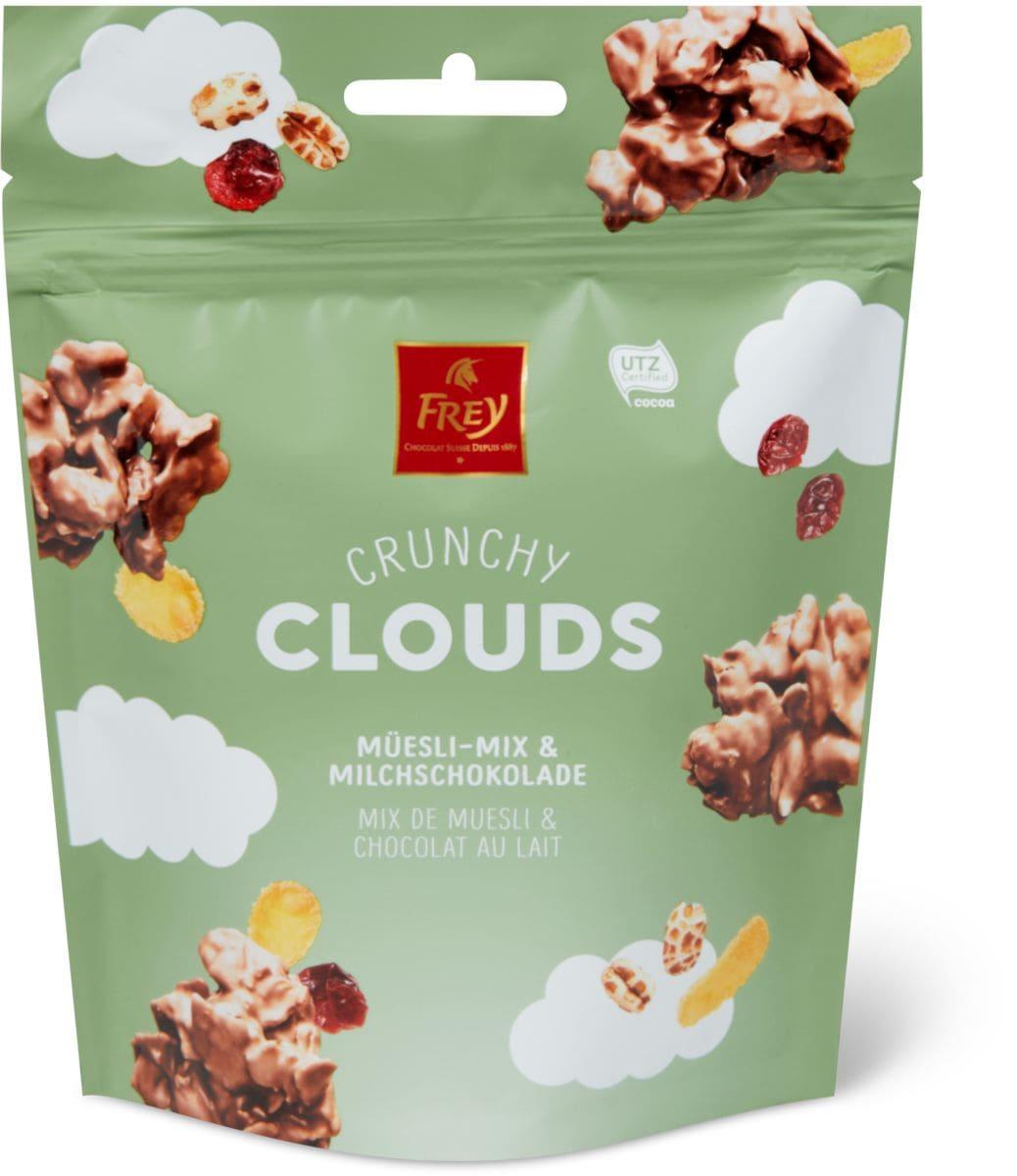 Crunchy Clouds Müesli-Mix&Milchsch.