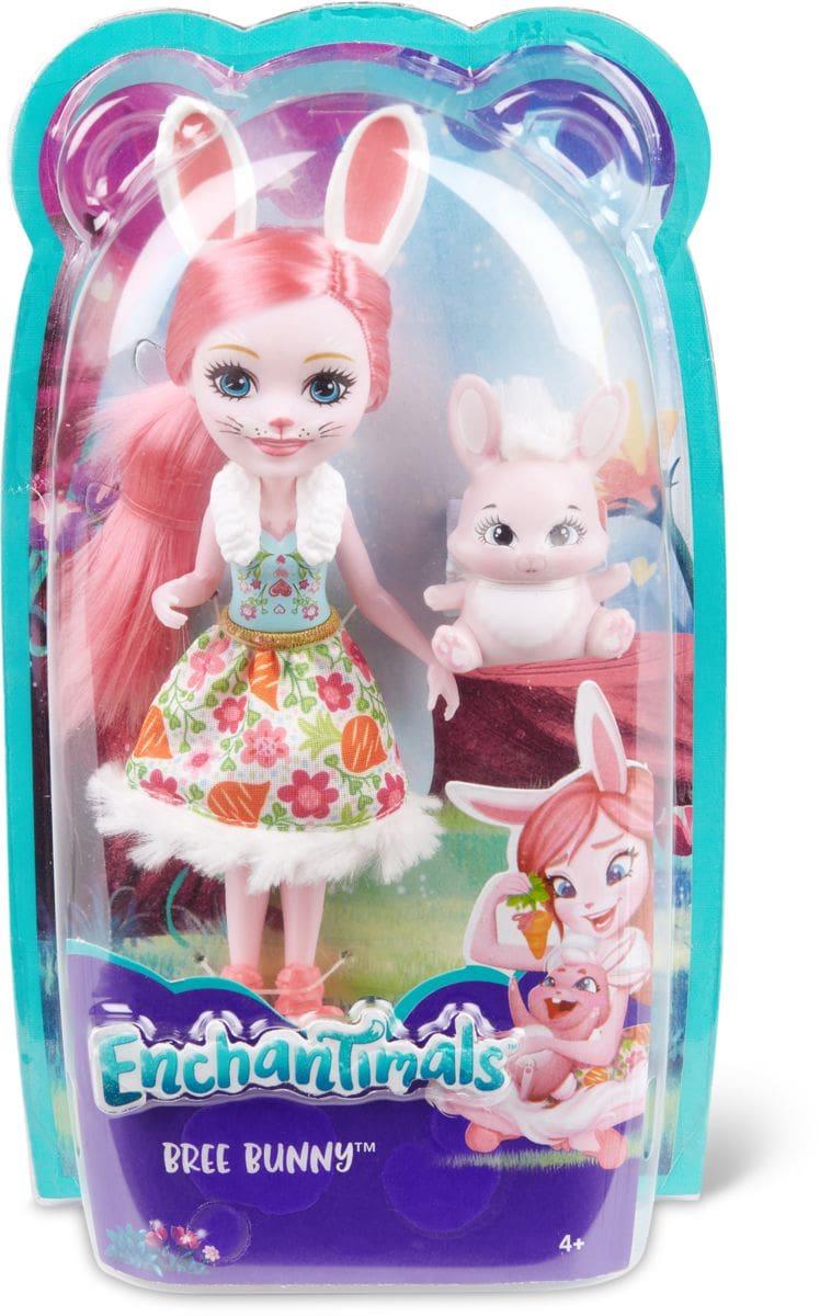 Mattel Enchantimals DVH87 Puppe und Tier Puppenset